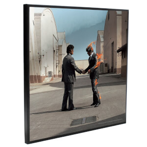 Pink Floyd - Wish You Were Here Crystal Clear Pictures Wall Art