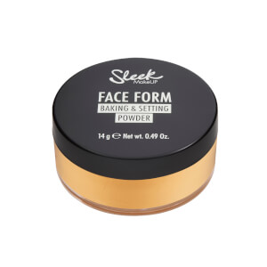 Sleek MakeUP Face Form Baking and Setting Powder - Banana