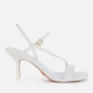 MICHAEL MICHAEL KORS Women's Tasha Heeled Sandals - Optic White