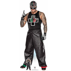 WWE Rey Mysterio Standing Lifesized Cardboard Cut Out