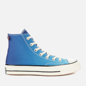 Converse Chuck Taylor '70 Hi-Top Trainers - Royal Blue/Capri/White