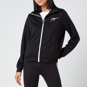 HUGO Women's Naninia Track Jacket - Black