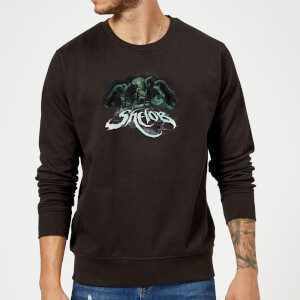 The Lord Of The Rings Shelob Sweatshirt - Black