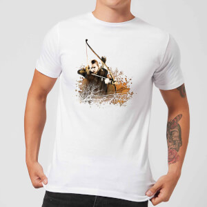 The Lord Of The Rings Legolas Men's T-Shirt - White