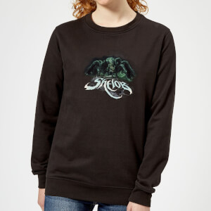The Lord Of The Rings Shelob Women's Sweatshirt - Black