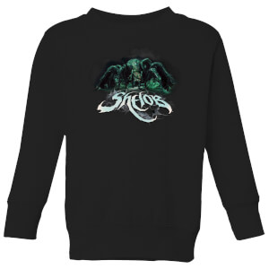 The Lord Of The Rings Shelob Kids' Sweatshirt - Black