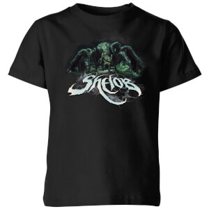 The Lord Of The Rings Shelob Kids' T-Shirt - Black
