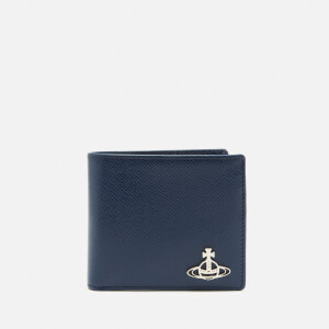 Vivienne Westwood Men's Kent Billfold Wallet - Blue/Green