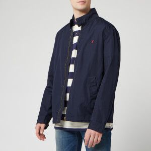Joules Men's Glenwood Lightweight Showerproof Jacket - Marine Navy