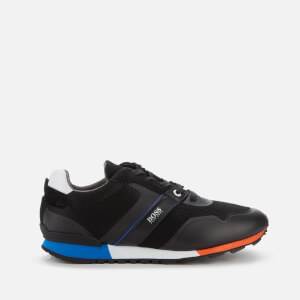 BOSS Business Men's Parkour Runn Trainers - Blue