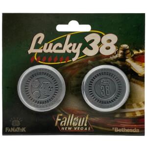Fallout New Vegas Lucky 38 Casino Coins