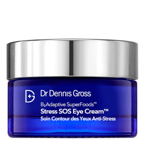 Dr Dennis Gross Skincare B3Adaptive Superfoods Stress SOS Eye Cream 15ml