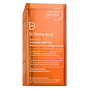 Dr Dennis Gross Skincare 20th Anniversary Alpha Beta Universal Peel (Pack of 35)