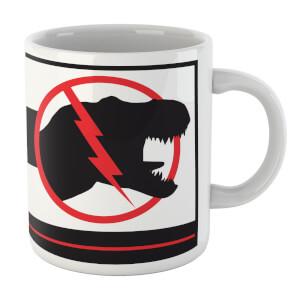Jurassic Park Danger T Rex Mug