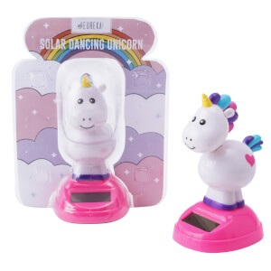 Solar Dancing Desktop Unicorn
