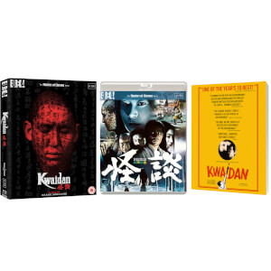 Kwaidan (Masters of Cinema) - Limited Edition