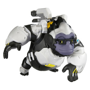 Overwatch Cute But Deadly Winston Figure