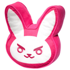Overwatch Pillow D.Va Bunny