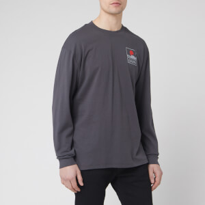 Edwin Men's Sunset on Mt. Fuji Long Sleeve T-Shirt - Ebony