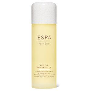ESPA Restful Bath and Body Oil 100ml