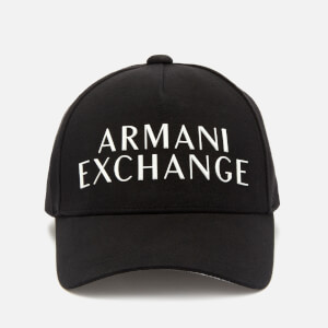 Armani Exchange Men's Baseball Cap - Black