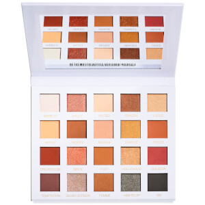 Scott Barnes Snatural No.1 Eyeshadow Palette