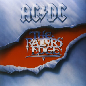 AC/DC - The Razors Edge LP