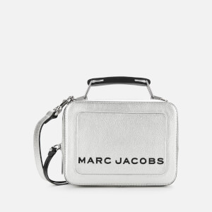 Marc Jacobs Women's The Box 20 Bag - Platinum