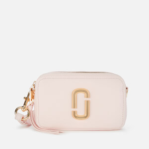 Marc Jacobs Women's The Softshot 21 Camera Bag - Pink Tutu