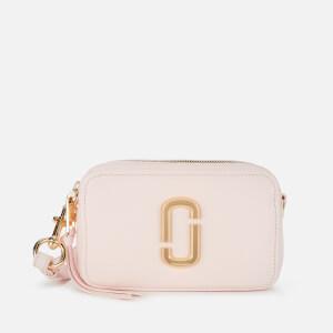 Marc Jacobs Women's The Softshot 21 Camera Bag - Pink Tutu