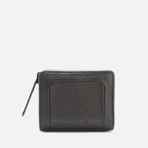 Marc Jacobs Women's Mini Compact Wallet - Black
