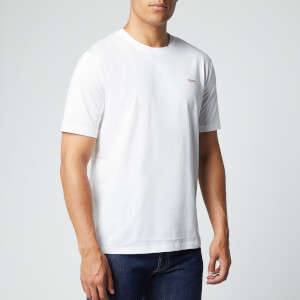 HUGO Men's Dero203 T-Shirt - White
