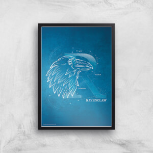Harry Potter Ravenclaw Giclee Art Print
