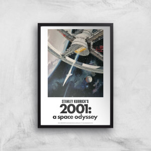 2001: A Space Odyssey Giclee Art Print