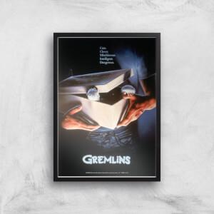 Gremlins Giclee Art Print