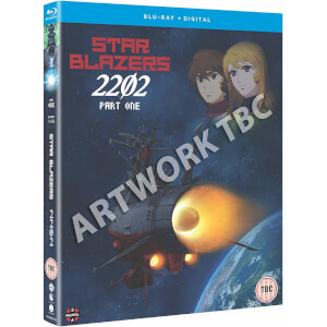 Star Blazers Space Battleship Yamato 2202: Part One