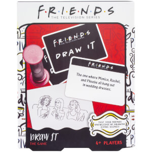 Friends Draw It Game