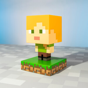 Minecraft Alex Icon Light