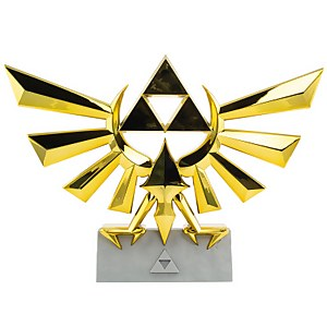 The Legend of Zelda Hyrule Crest Light