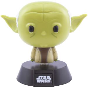Star Wars Yoda Icon Light