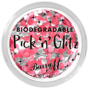Barry M Cosmetics Biodegradable Pick 'n' Glitz (Various Shades)