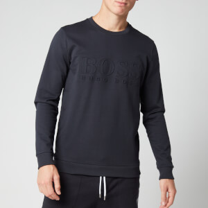 BOSS Men's Heritage Sweatshirt - Open Blue