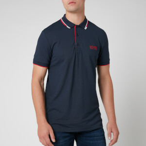 BOSS Men's Paddy Pro Polo Shirt - Navy
