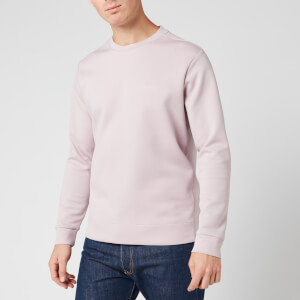 BOSS Men's Salbo X Sweatshirt - Light/Pastel Pink