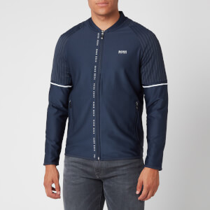 BOSS Men's Sariq Jacket - Navy