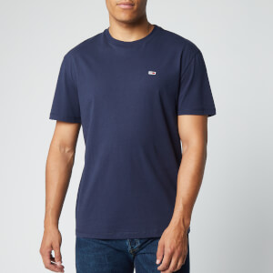 Tommy Jeans Men's Tommy Classics T-Shirt - Twilight Navy
