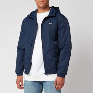 Tommy Jeans Men's Packable Windbreaker - Twilight Navy