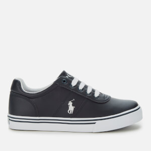 Polo Ralph Lauren Kids' Hanford III Low Top Trainers - Navy