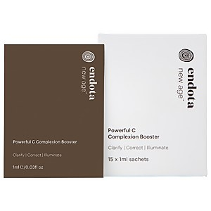 endota spa Powerful C Complexion Booster (15 x 1ml)