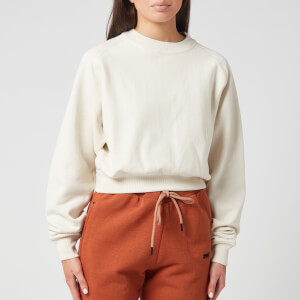 Reebok X Victoria Beckham Women's Sweatshirt - Desert Brown